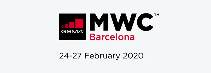 MWC 2020: Meet us at booth #6G10 in Hall 6