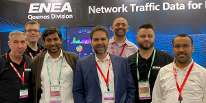 Enea Qosmos team at RSA Conference 2020